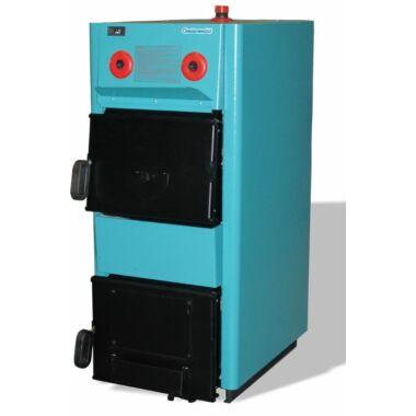 CENTROMETAL EKO-CK P 25 melegvizes acéllemez vegyestüzelésű kazán 25kW