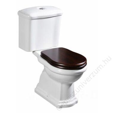 101201 SAPHO KERASAN WC RETRO KOMBI ALSÓ KIFOLYÁSÚ 38,5x41x72cm