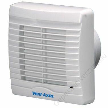 251710 VENTILL.VA100XHP axiális kishelység ventilátor+páraé.+elektr.zsalu panel modell