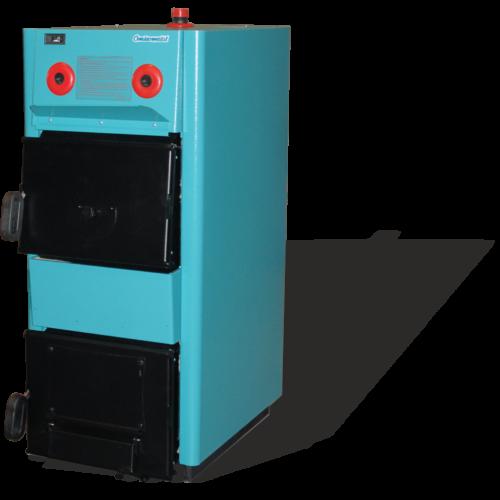 CENTROMETAL EKO-CK P 20 melegvizes acéllemez vegyestüzelésű kazán 20kW